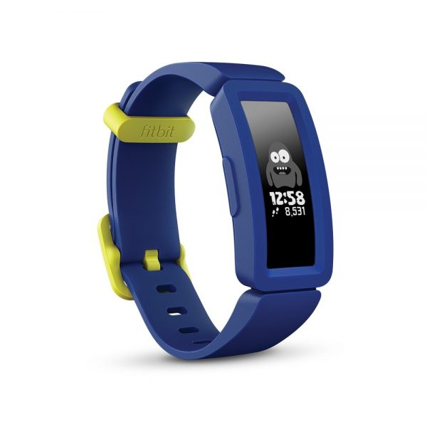 Fitbit Ace 2 (Night Sky Neon Yellow) Singapore